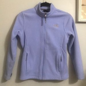 The North Face Girl's Fleece Jacket Size M(10/12)
